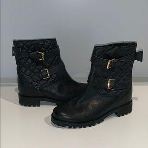 Kate Spade New York Samara Quilted Moro Boot - 6M